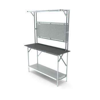 Tafel, werkplek opbouw, hxbxd 950/2040x1464x500mm