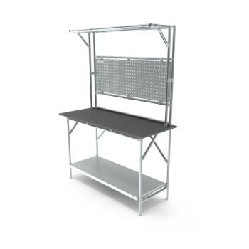 Werktafel assemblage, 1464x600mm