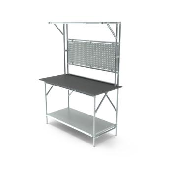 Tafel, werkplek opbouw, hxbxd 950/2040x1464x700mm