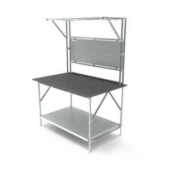 Tafel, werkplek opbouw, hxbxd 950/2040x1464x900mm