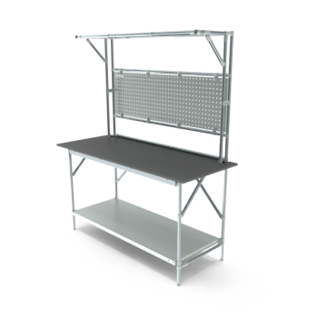 Werktafel assemblage, 1664x700mm