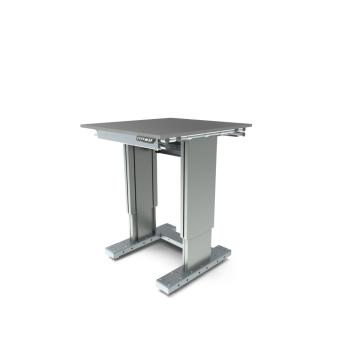Werktafel in hoogte verstelbaar, elektrisch, 750x800mm