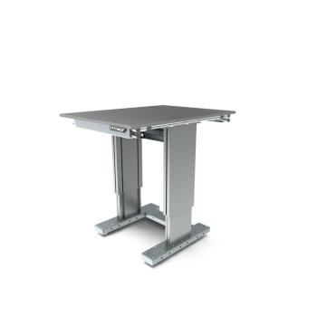 Werktafel in hoogte verstelbaar, elektrisch, 750x1000mm
