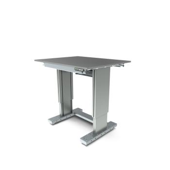Werktafel in hoogte verstelbaar, elektrisch, 1000x800mm