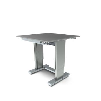 Werktafel in hoogte verstelbaar, elektrisch, 1000x1000mm