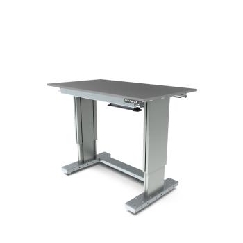Werktafel in hoogte verstelbaar, elektrisch, 1250x700mm