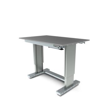 Werktafel in hoogte verstelbaar, elektrisch, 1250x800mm
