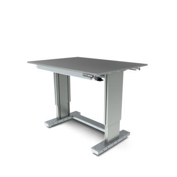 Werktafel in hoogte verstelbaar, elektrisch, 1250x900mm