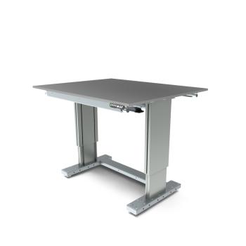 Werktafel in hoogte verstelbaar, elektrisch, 1250x1000mm