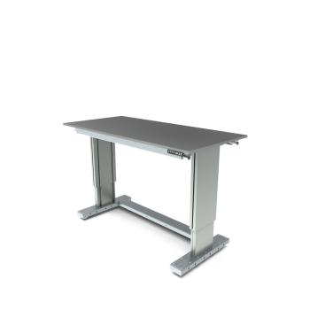Werktafel in hoogte verstelbaar, elektrisch, 1500x700mm