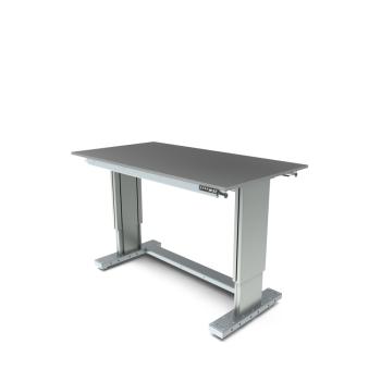 Werktafel in hoogte verstelbaar, elektrisch, 1500x800mm