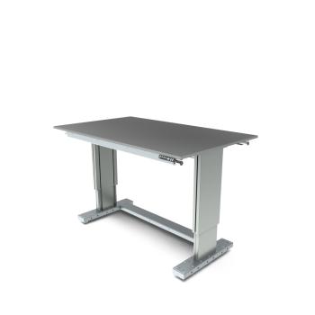 Werktafel in hoogte verstelbaar, elektrisch, 1500x900mm
