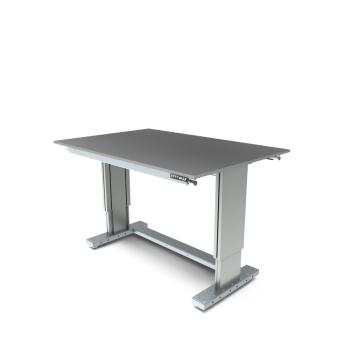 Werktafel in hoogte verstelbaar, elektrisch, 1500x1000mm