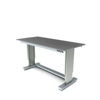 Werktafel in hoogte verstelbaar, elektrisch, 1750x800mm