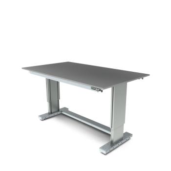 Werktafel in hoogte verstelbaar, elektrisch, 1750x1000mm