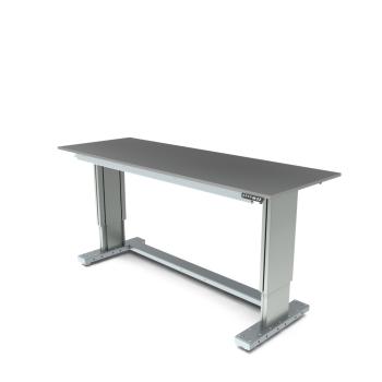 Werktafel in hoogte verstelbaar, elektrisch, 2000x700mm
