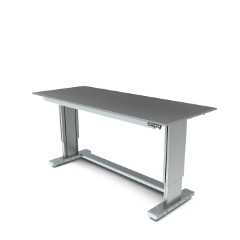 Werktafel in hoogte verstelbaar, elektrisch, 2000x800mm