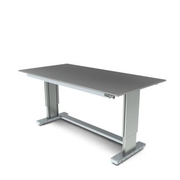 Werktafel in hoogte verstelbaar, elektrisch, 2000x1000mm